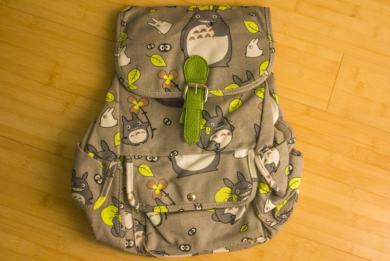 The best store to collect the Totoro bags at an affordable price