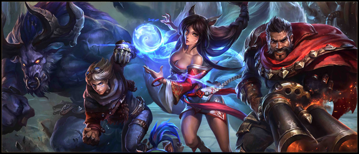 FACTOR TO CONSIDER IN LOL ONLINE GAME