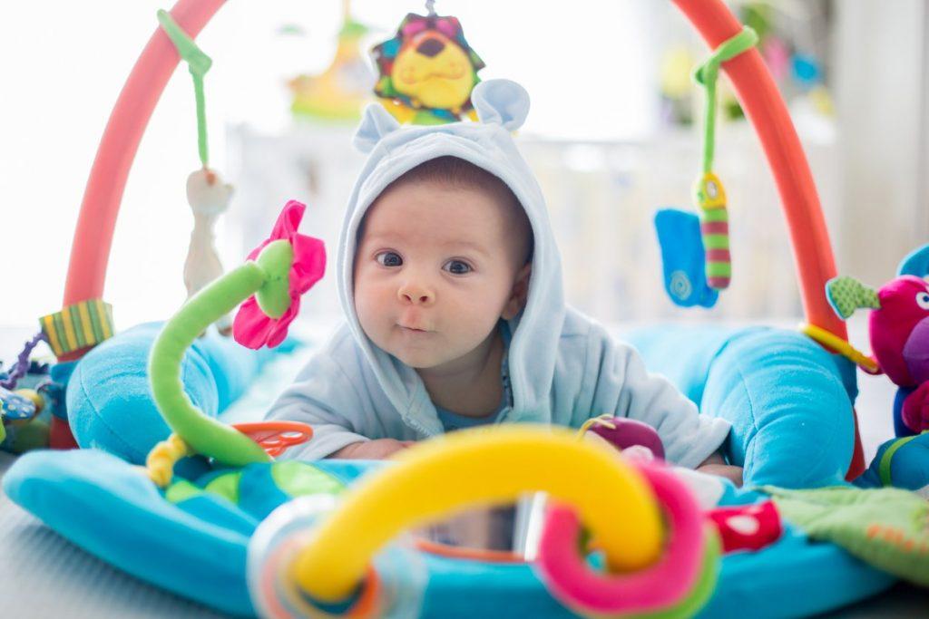 sensory toys for baby development Singapore