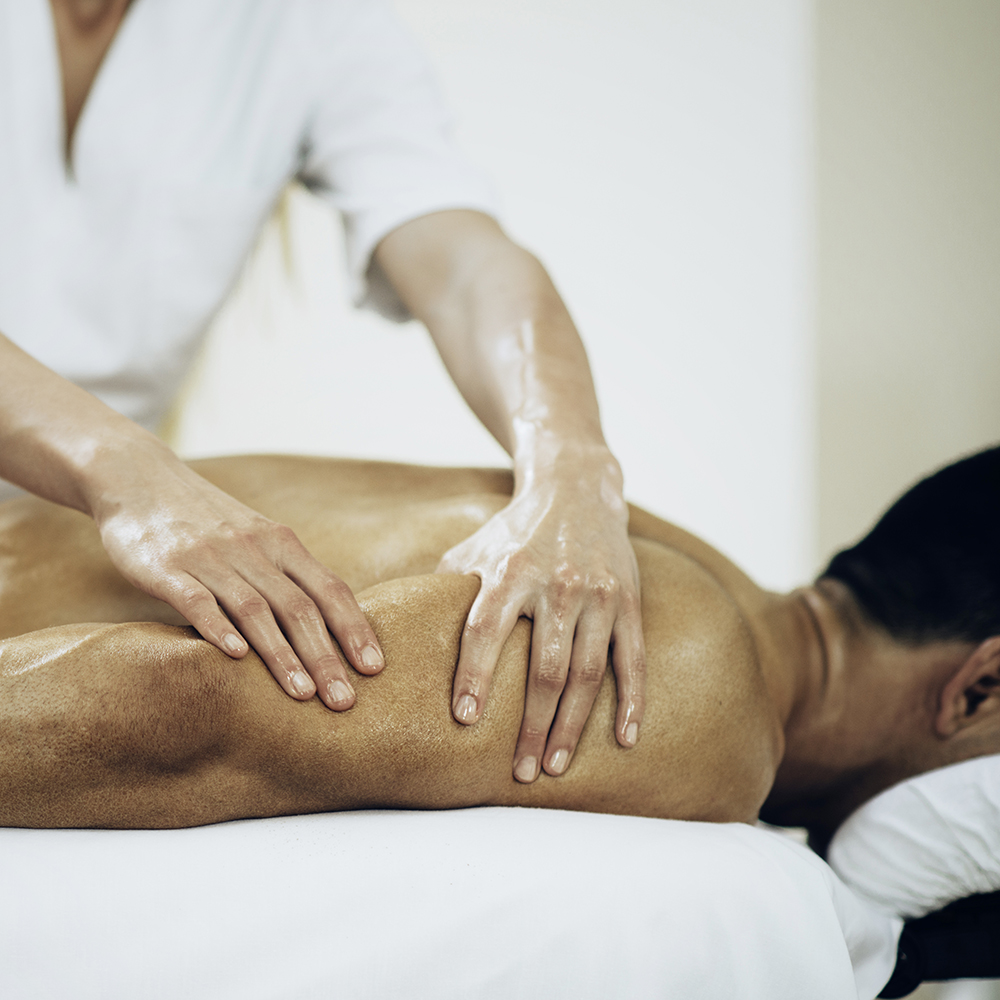 deep tissue massage las vegas