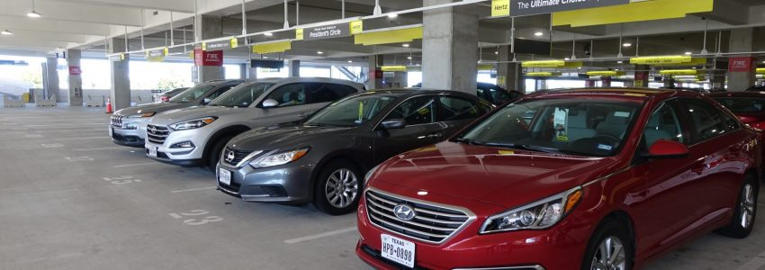 Why choose a rental car to go on vacation?
