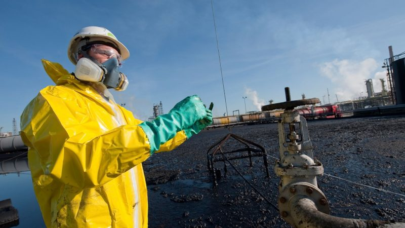 How can one benefit from hazardous waste management services?