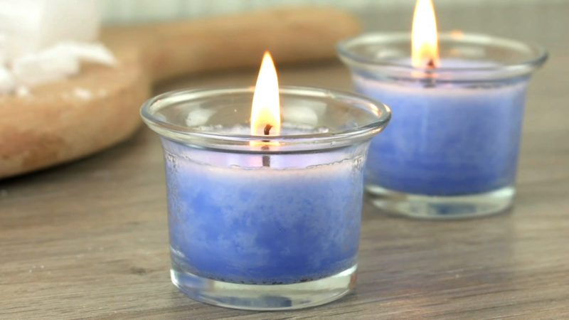 Get your training on candle making by yourself