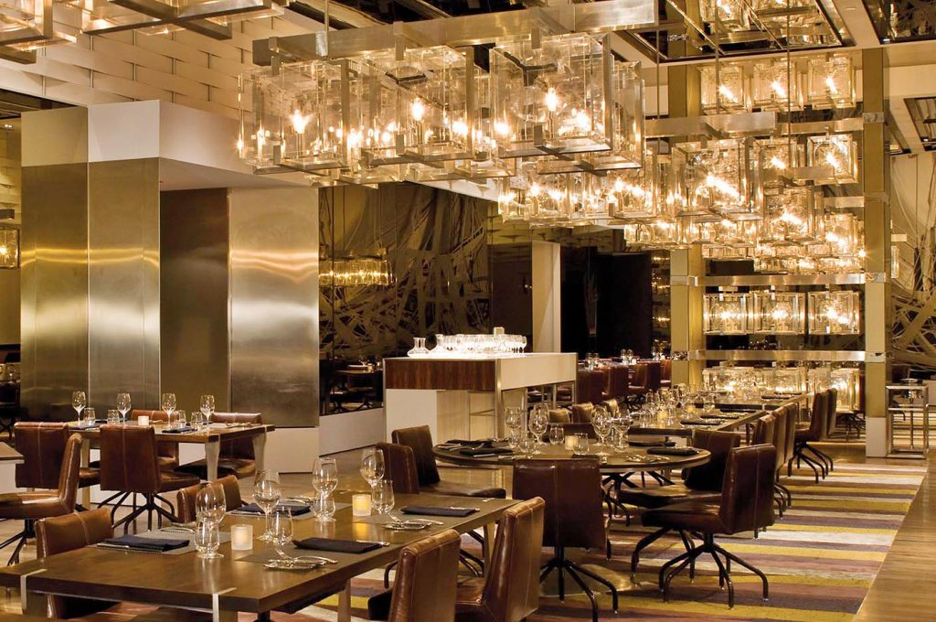 Venetian Restaurant Las Vegas