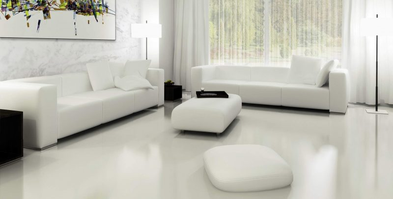 How to choose the finest white marble flooring as per requirements