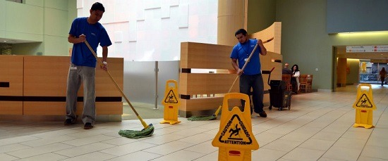 The Importance of Professional Cleaning in Workspaces