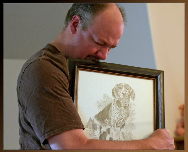 Why do pet lovers buy custom pet portraits?