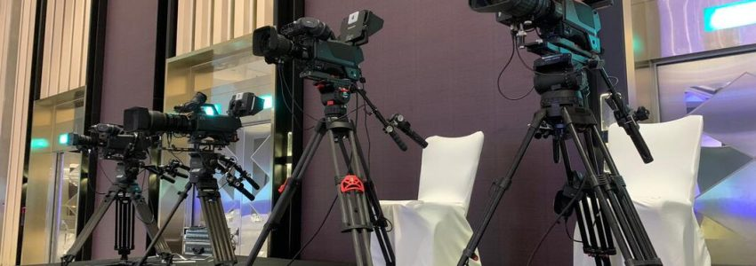 What is the use of telecasting events live?