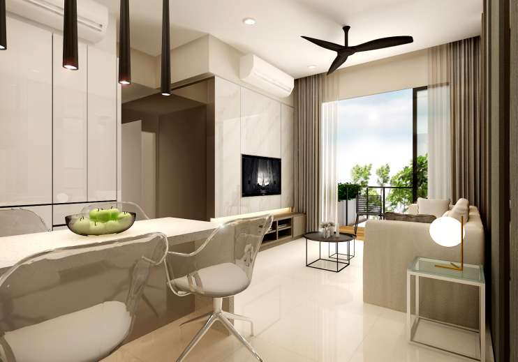 Clients can enjoy plenty of space with the exceptional comfort offered by designers.