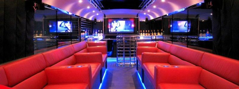 Trying an Alcohol Free Party Bus